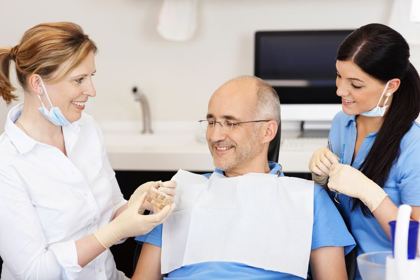dental crown service